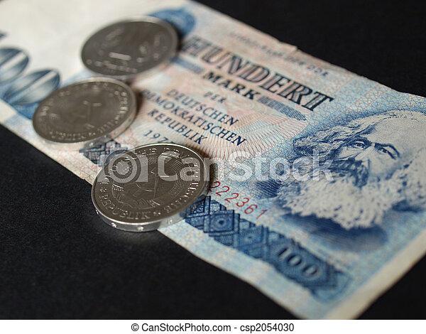DDR banknote - csp2054030