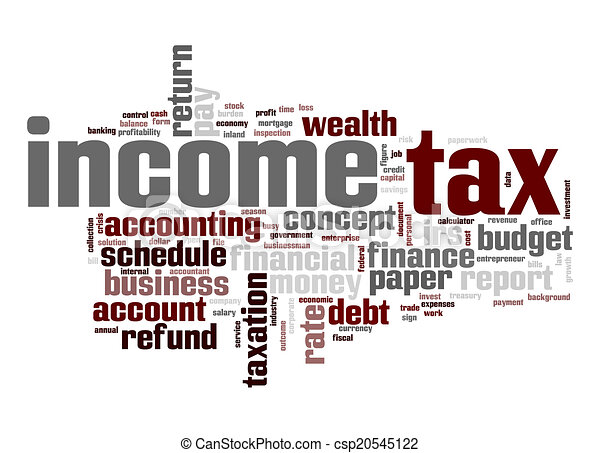 Income tax Clipart and Stock Illustrations. 7,720 Income tax ...