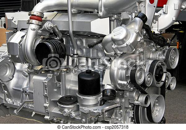 Diesel engine - csp2057318