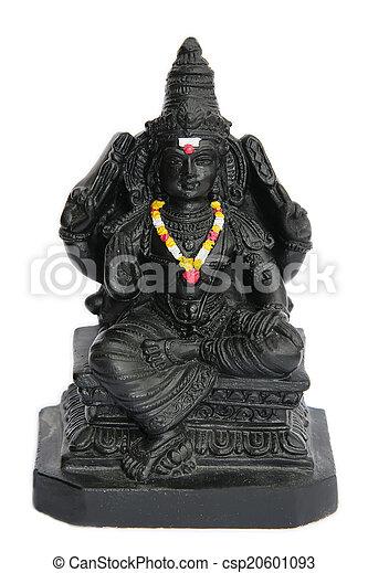 Hindu god statue - csp20601093