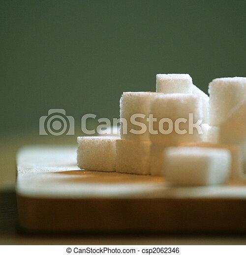 sugar cubes - csp2062346
