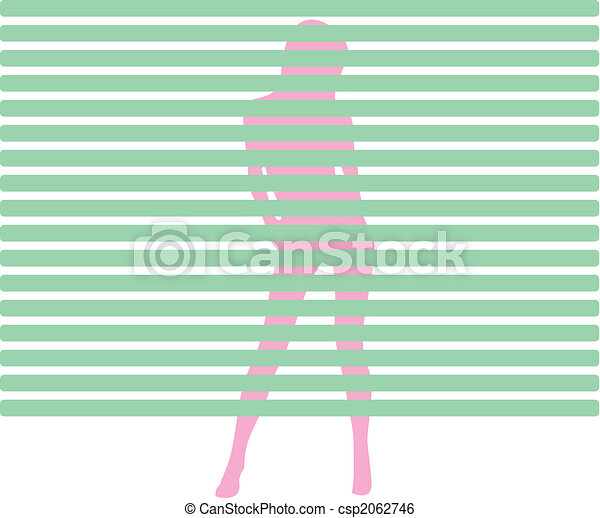 free line strip tease