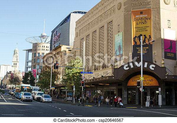 Auckland Civic Theatre - New Zealand