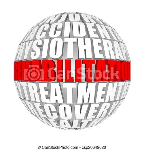 Rehabilitation. - csp20649620