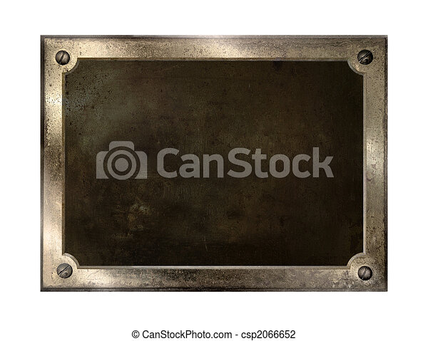 Metal plate - csp2066652