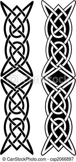 Celtic_tribal - csp2066897