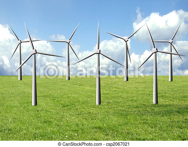 Clean energy - csp2067021