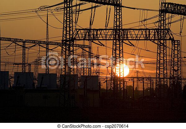 エネルギー - csp2070614