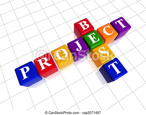 color best project like crossword - csp2071497