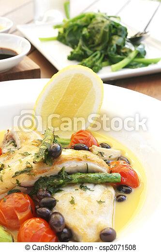 Gourmet Food - csp2071508