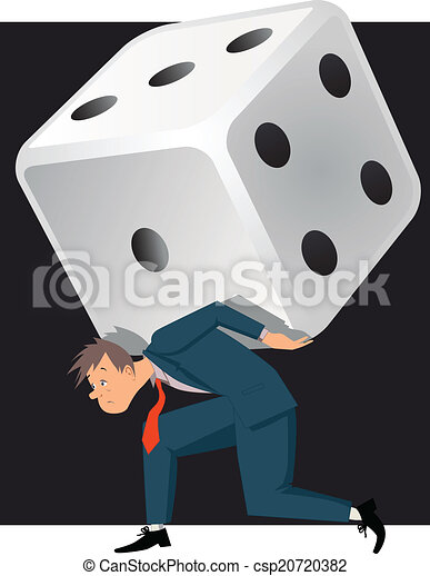 Problem gambling - csp20720382