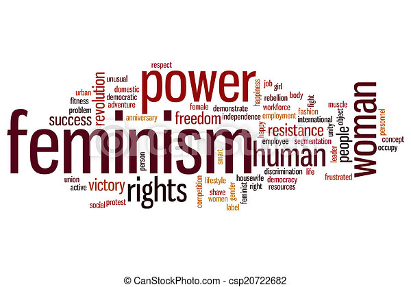 An understanding on the word feminism