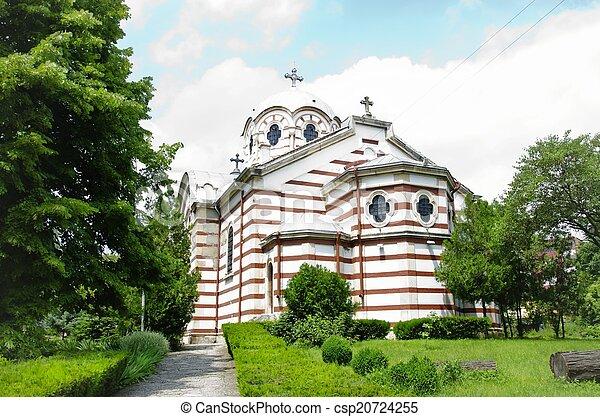 Holy Trinity Church, Bulgaria - csp20724255