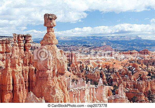 Bryce Canyon National Park - csp2073778