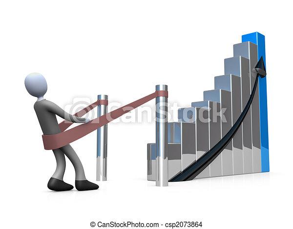 Quick Business - csp2073864