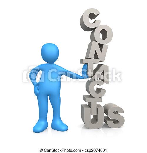 Contact Us - csp2074001