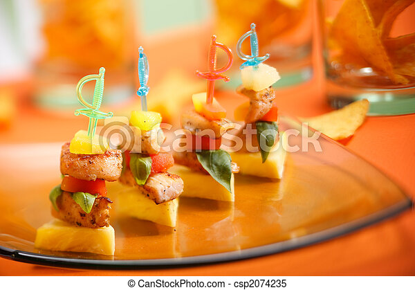 Party snack - csp2074235
