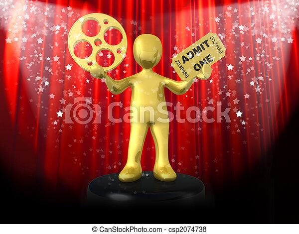 Award Ceremony - csp2074738