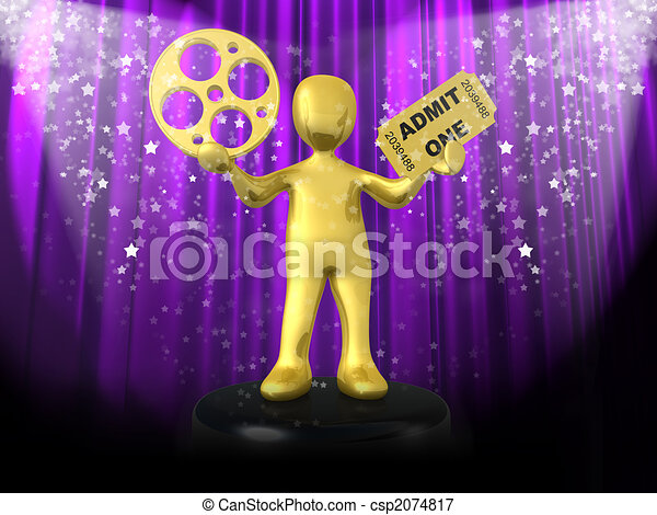 Award Ceremony - csp2074817