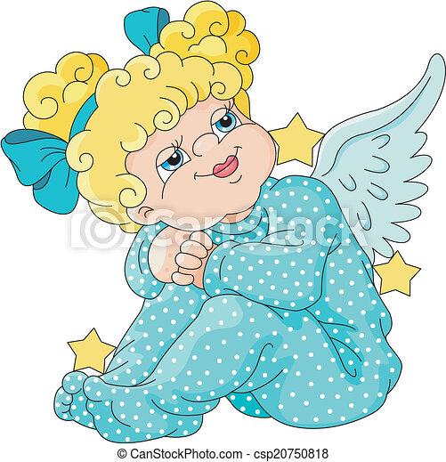 Anioł - csp20750818
