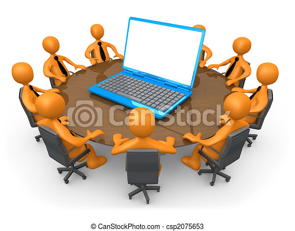 Technology Meeting - csp2075653