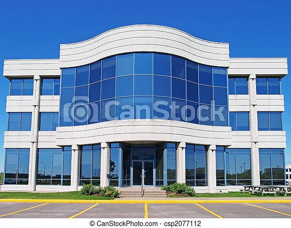 photo de t te bureau verre et b ton fa ade de moderne csp2077112 recherchez des. Black Bedroom Furniture Sets. Home Design Ideas