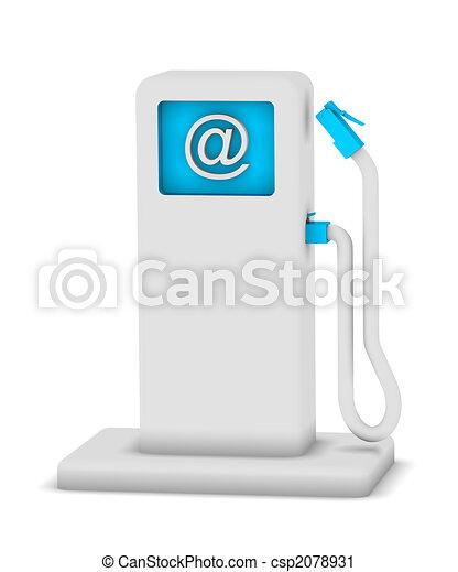 Internet Point Station - csp2078931