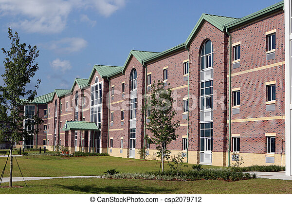 Military Barracks - csp2079712