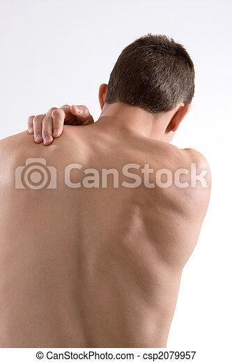 Shoulder Pain - csp2079957