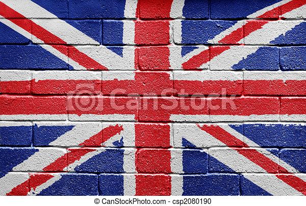 UK flag - csp2080190