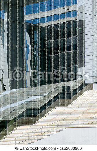 Modern architecture in Berlin - csp2080966