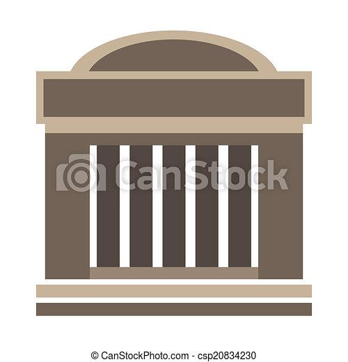 Classical architecture building