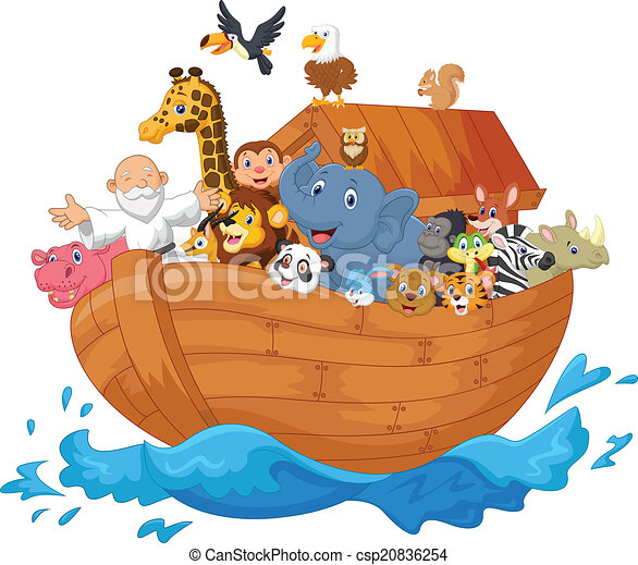 Noah Illustrations and Clipart. 265 Noah royalty free ...