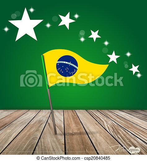 Vettore di concetto illustrazione vettore bandiere for Concetto aperto di piani coloniali