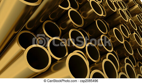 copper pipe - csp2085496