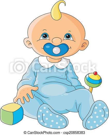 niemowlę - csp20858383