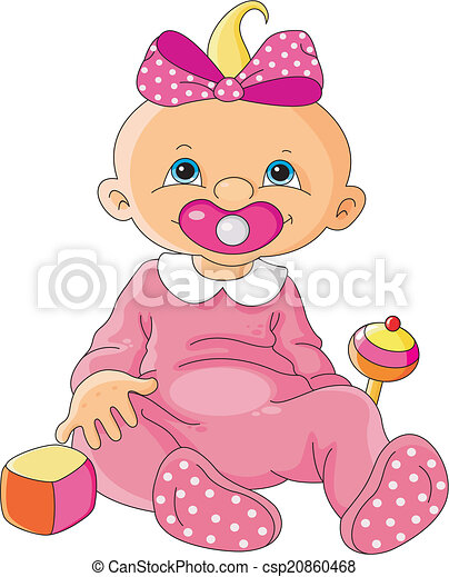 niemowlę - csp20860468