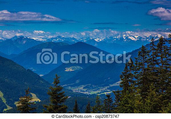 Mountains - csp20873747