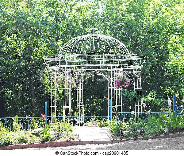 Plaatjes van mooi prieel metaal tuin openwork mooi openwork csp20901485 zoek naar - Prieel tuin ...