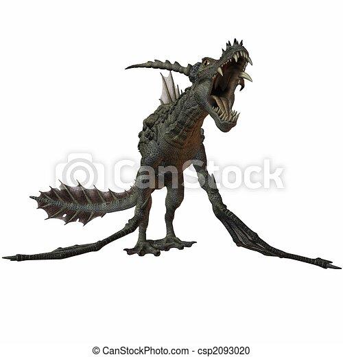 Fantasy Monster - csp2093020