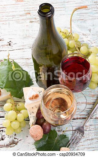 wine, drink - csp20934709
