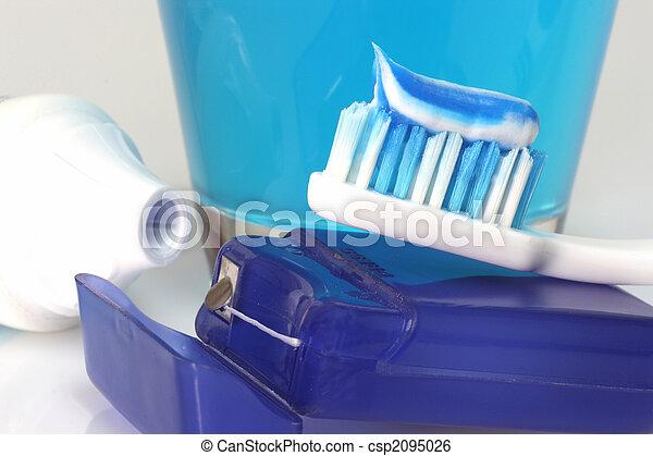Dental care - csp2095026