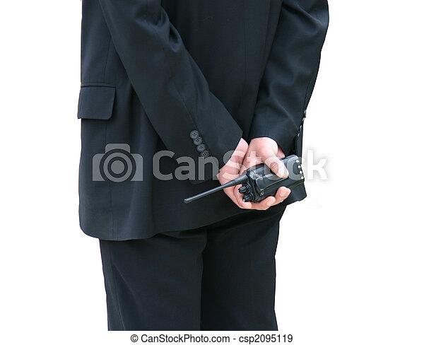 sicurezza - csp2095119