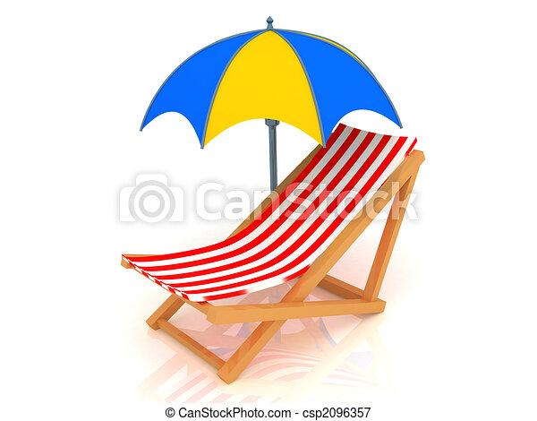 Chaise longue dessin for Comment dessiner une chaise