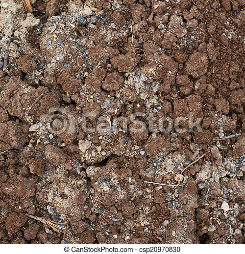 Stock photos of bad quality earth soil composition as an for Earth soil composition