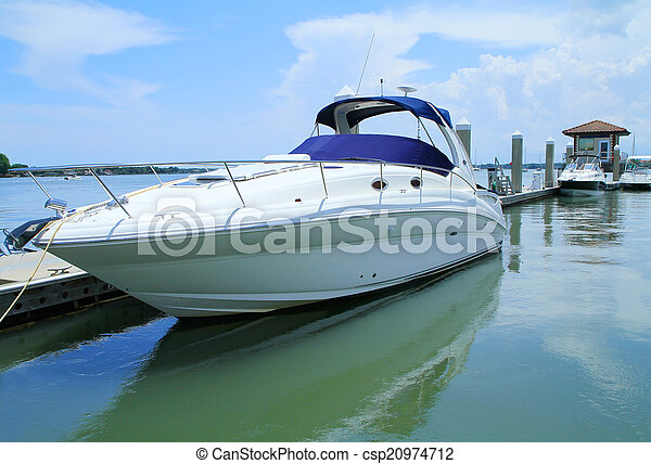Luxury cruiser - csp20974712
