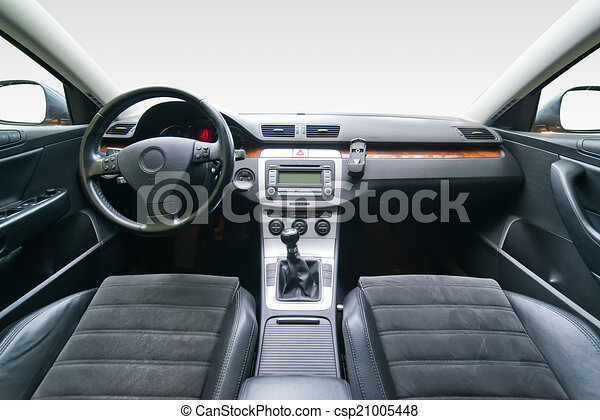 Dessin de int rieur de luxe voiture csp21005448 for Interieur voiture de luxe