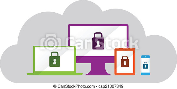 locked technology - csp21007349