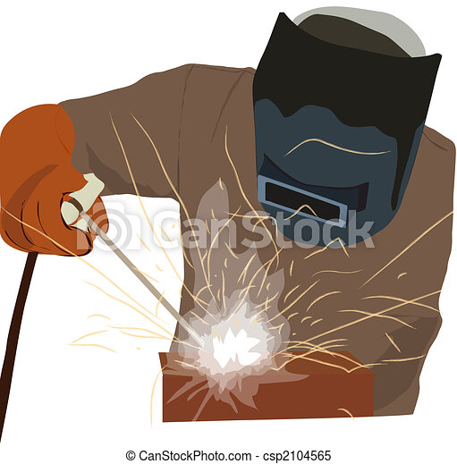Welders Illustrations and Clipart. 2,930 Welders royalty free ...