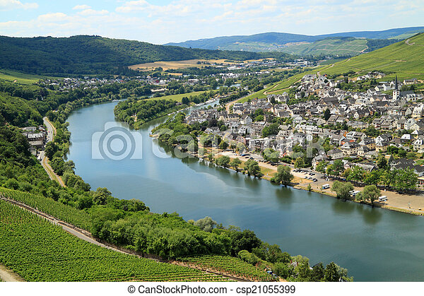 Romantic places in Germany - csp21055399